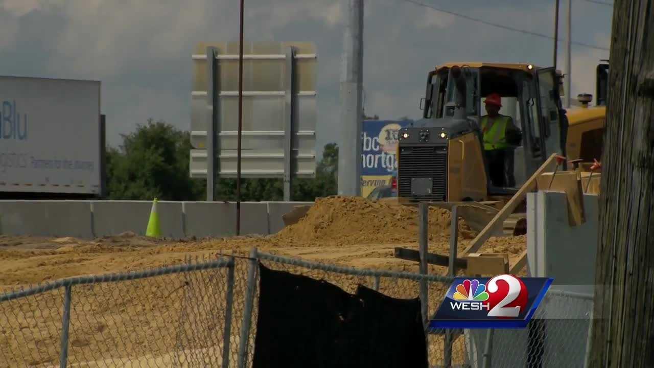 Drivers claim I-4 Ultimate damaging vehicles