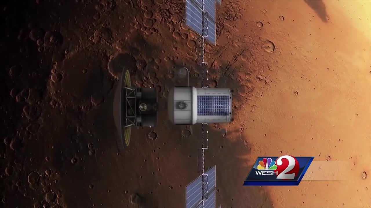 NASA sets its sights on Mars