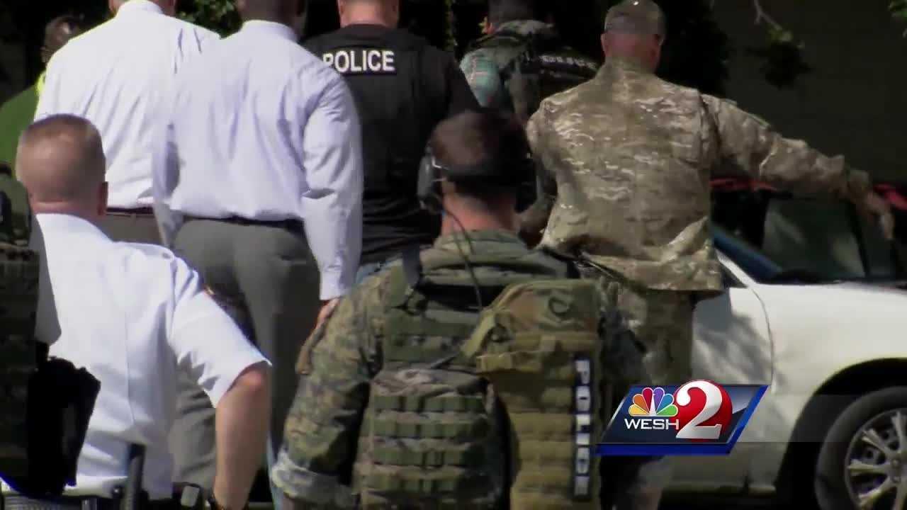 Daytona Beach man in custody after attacking teenage neighbor, police say