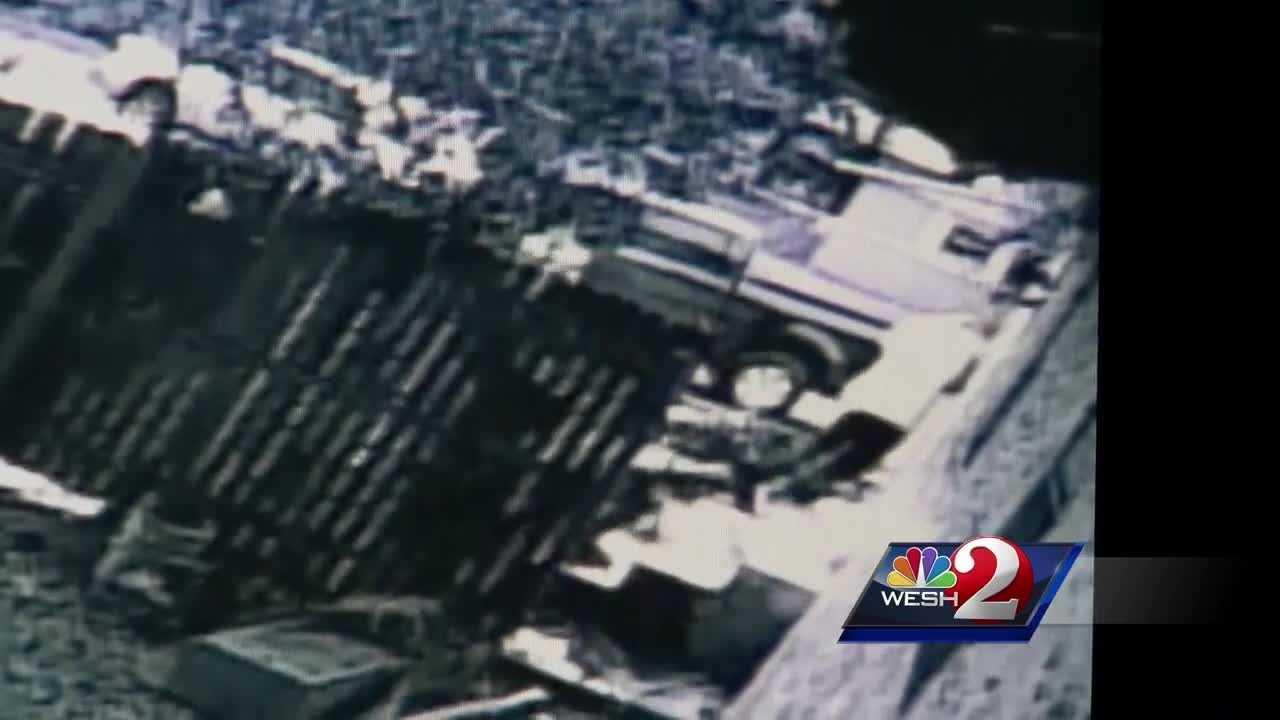 Video shows gun battle in Ocala