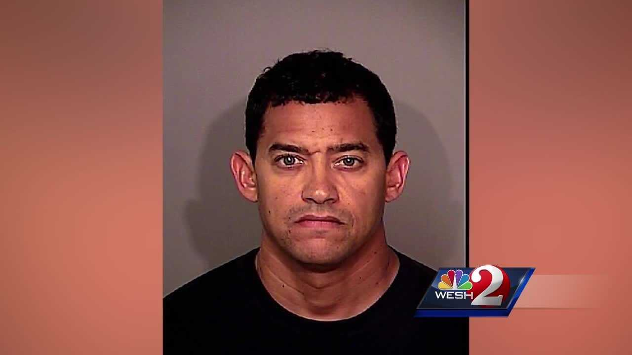 Police: Osceola deputy arrested on battery, stalking charges