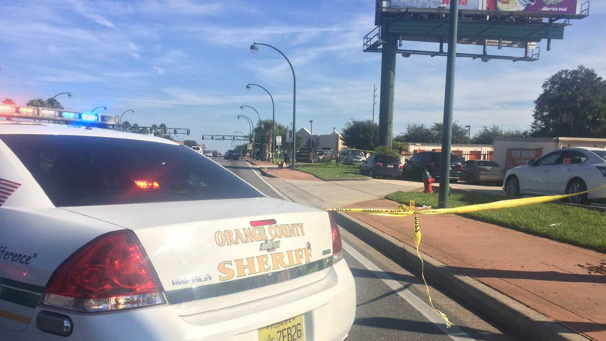 Fatal shooting in Orange County