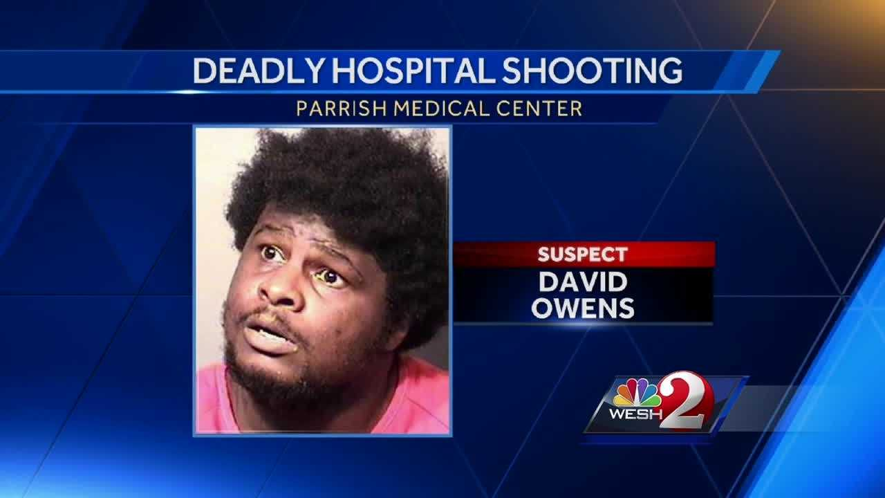 Competency ruling made in deadly hospital shooting