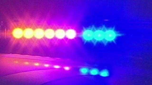 Generic Police Light (night) - 26891390