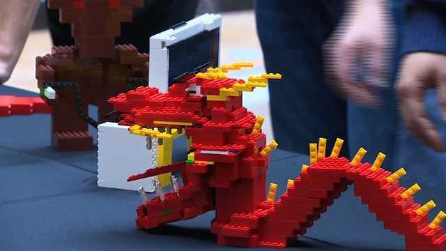 LEGO job contest