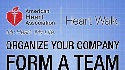 American Heart Association Heartwalk
