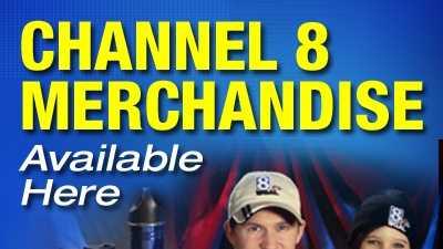 Channel 8 Merchandise