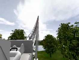 """""""What we call this is a mega coaster light,"""" said Hershey Entertainment and Resorts Vice President John Lawn. """"It is the longest, tallest, faster coaster we have."""""""