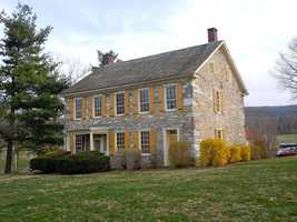 Conrad Weiser Homestead is the historic home of Johann Conrad Weiser, and currently runs as a historic house museum.