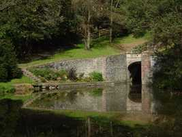 The Union Canal was a towpath canal that existed during the 19th century in Lebanon.