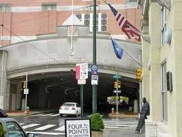 ...Philadelphia Convention Center (shown), Philadelphia Animal Welfare Society...