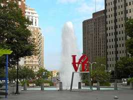 …and Love Park.