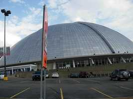 …and the Mellon Arena, also known as the home of the Pittsburgh Penguins.