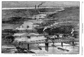 3. Gibbons v. Ogden (1824): New York state law gave two individuals the right to operate steamboats within state jurisdiction, but required out-of-state boats to pay a fee of navigation rights. A steamboat owner challenged the monopoly, forcing him to get a special operating permit to navigate on state waters.