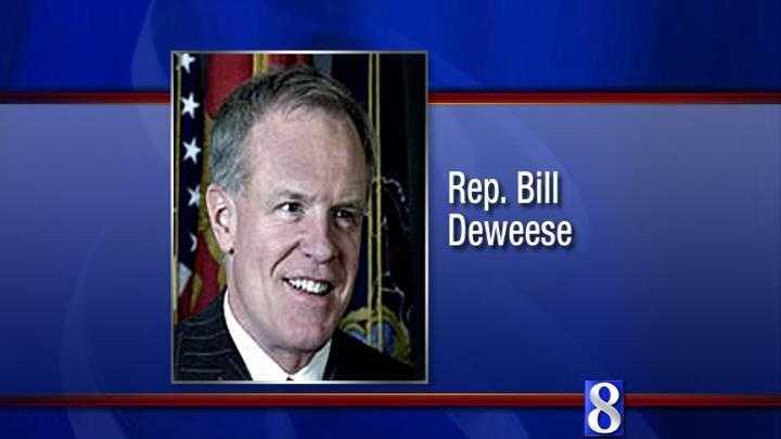 Rep. Bill Deweese