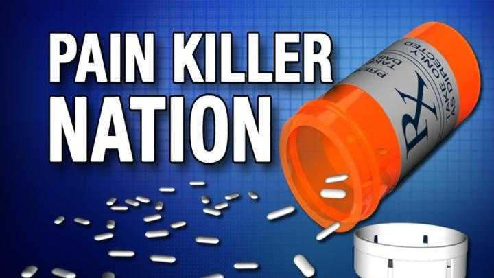Pain killer nation