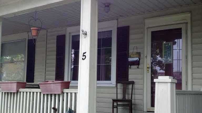 This is the home along West Second Avenue in Lititz, where the murder-suicide happened.