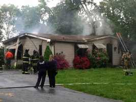 A state police fire marshal said the fire started in the kitchen, but the exact cause is not known. He estimated damages at $240,000.