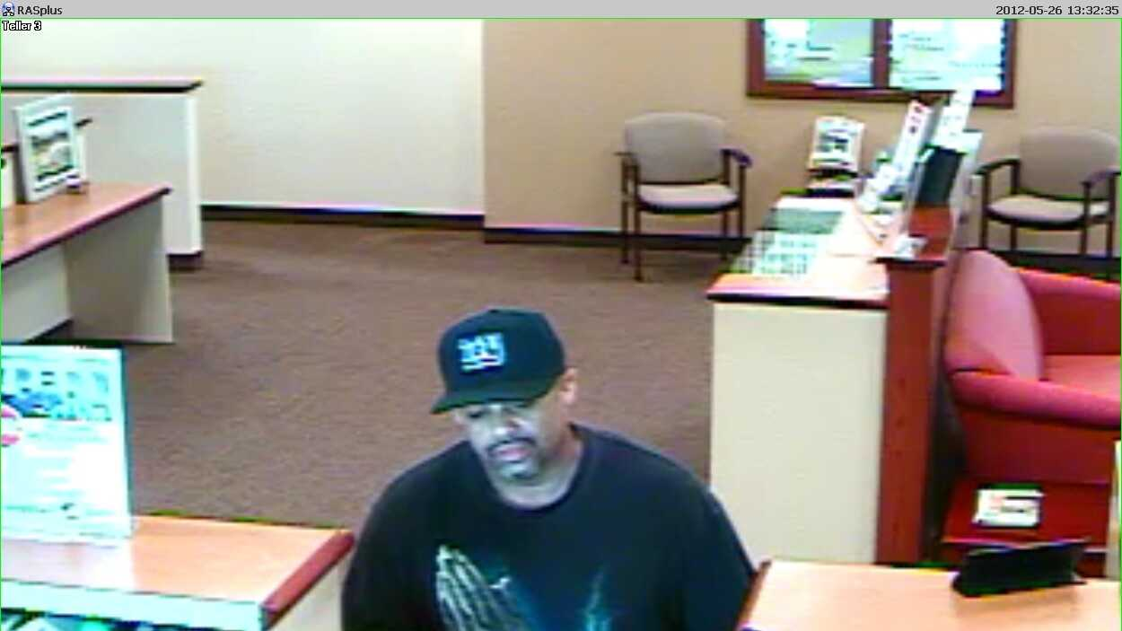 Suspect in robbery of Customers Bank in Wyomissing