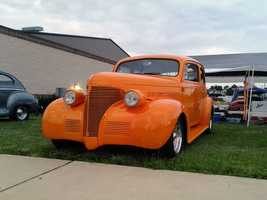 A 1939 Chevrolet