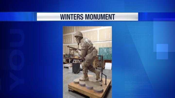 Dick Winters monument