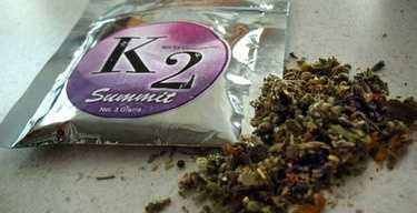 K2 synthetic marijuana