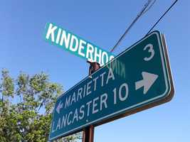 Police said the pickup was heading south on Kinderhook road onto Marietta Avenue.