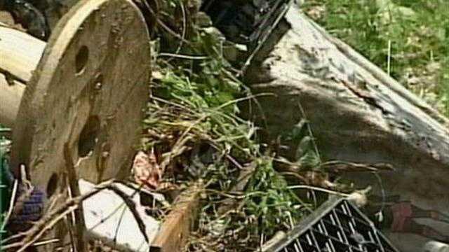 Harrisburg trash2