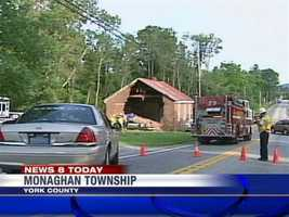 Colby Hamsher, 21, of Dillsburg, was killed in a crash Sunday along North York Road in Monaghan Township, York County.