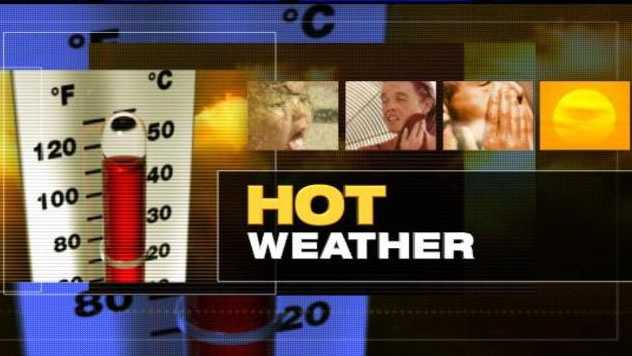 Hot Weather GRAPHIC