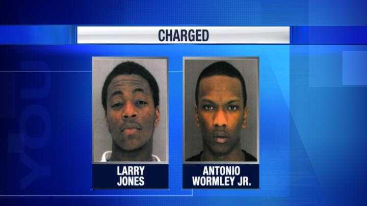 York homicide suspects