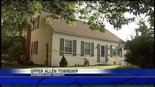Upper Allen Township home