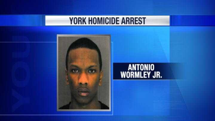 Antonio Wormley Jr.