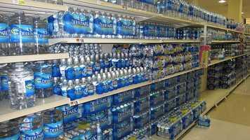 1. Water -- 1 gallon per person per day
