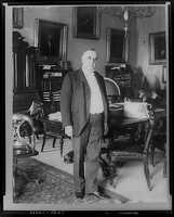 1897-1901: William McKinley developed industrial combinations at an unprecedented pace while President and foreign policy dominated his Administration, not prosperity. He declared war for the liberation and independence of Cuba.