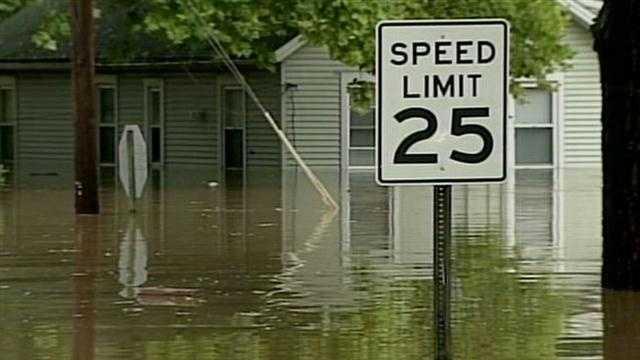 Flood relief funding
