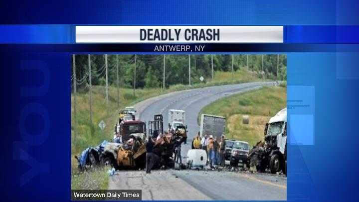 Lebanon Co. fatal crash in NY