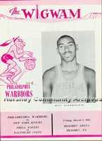 The matchup: Philadelphia Warriors vs. New York Knicks