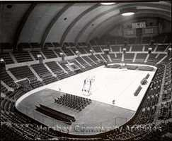 The location: Hershey Sports Arena in Hershey, Pa.