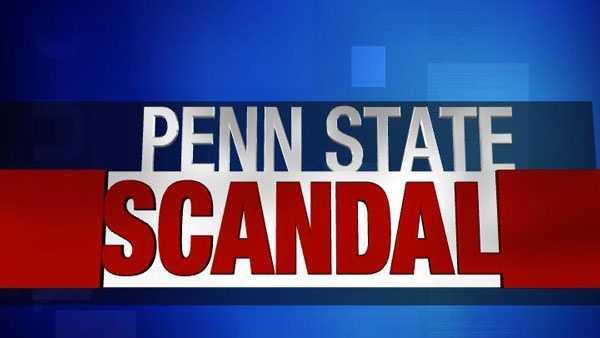 Penn State scandal graphic