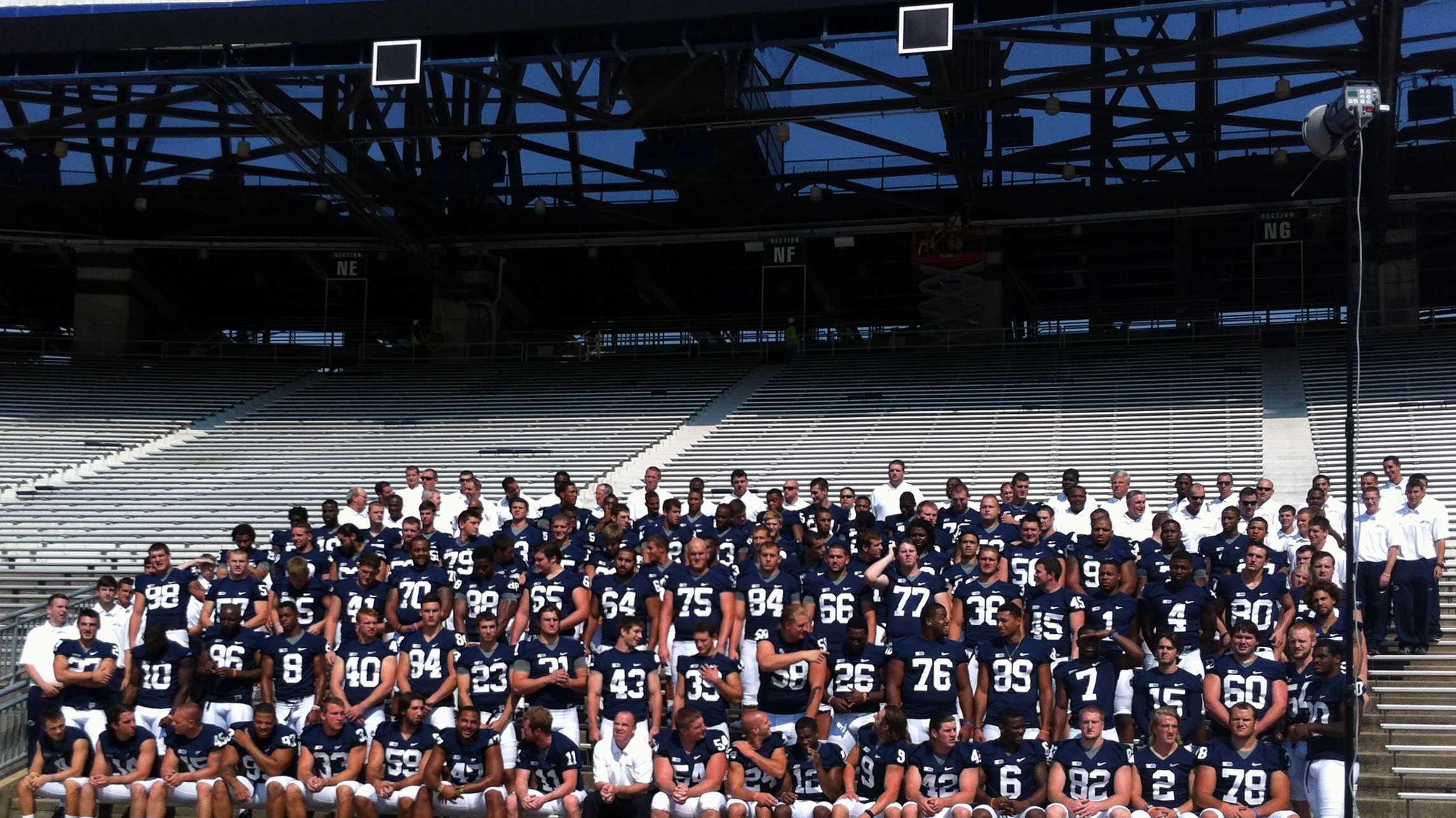 Penn State team
