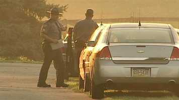 Police are in the process of interviewing other teens who were there.