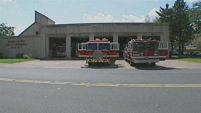 HARRISBURG FIRE TRUCKS NEED REPAIR