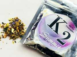 The effects of synthetic marijuana include agitation, extreme nervousness, nausea, vomiting, tachycardia (fast, racing heartbeat), elevated blood pressure, tremors and seizures, hallucinations, and dilated pupils.