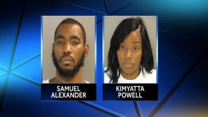Retail theft suspects