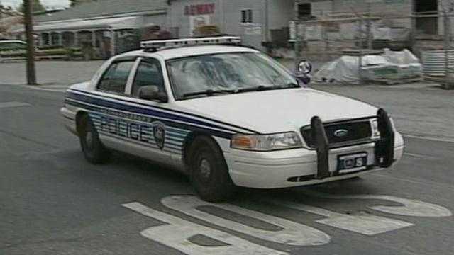 MECHANICSBURG POLICE CARS