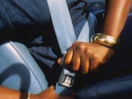 In 2010, only 53 percent of speeding passenger vehicle drivers under age 21 whowere involved in fatal crashes were wearing seat belts at the time of crash.