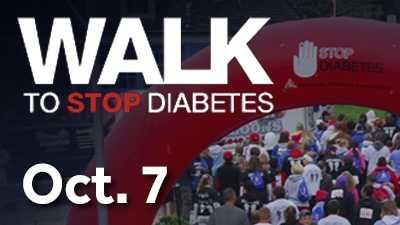 Walk To Stop Diabetes 2012