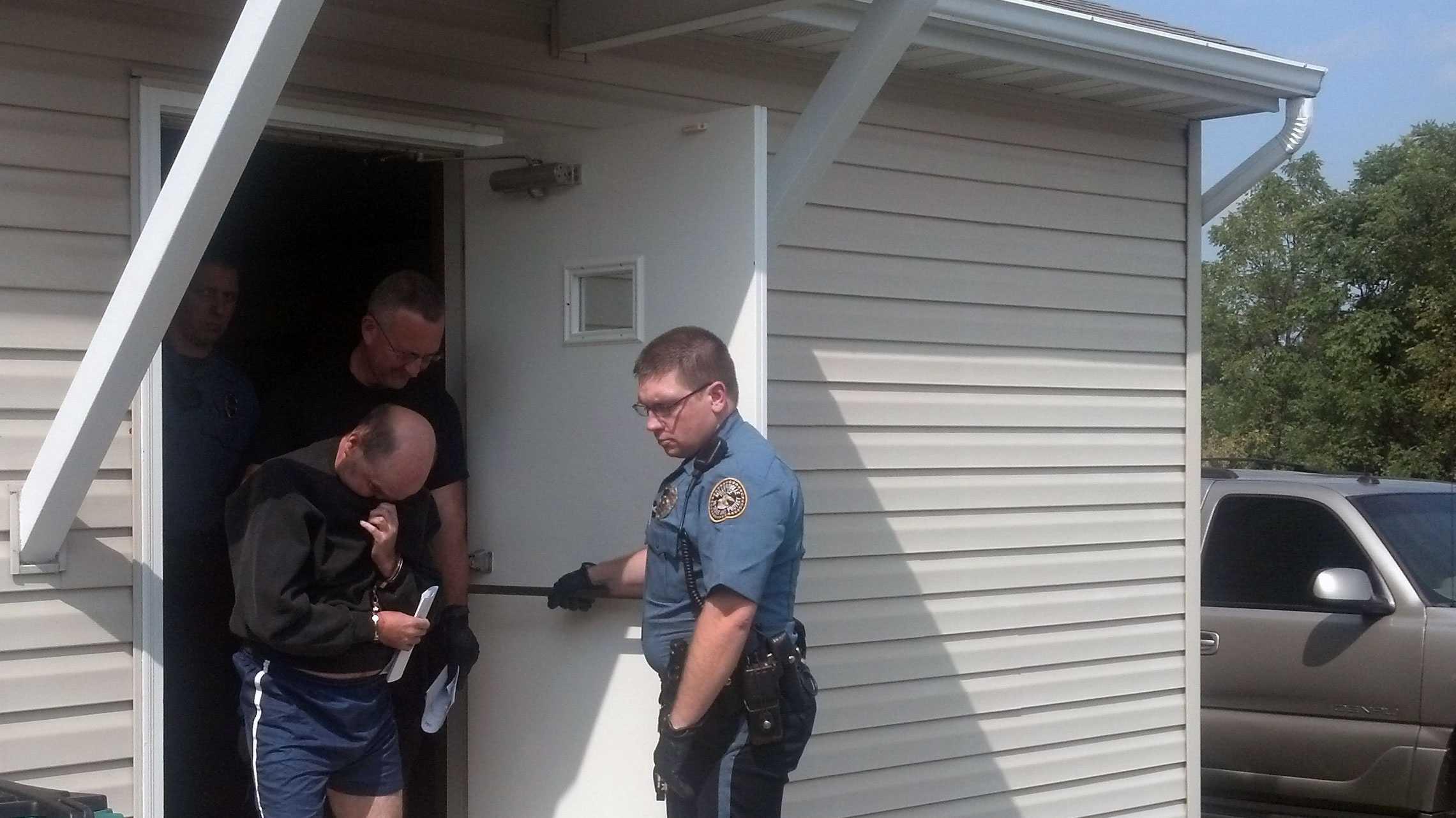 9.17 burglary suspect