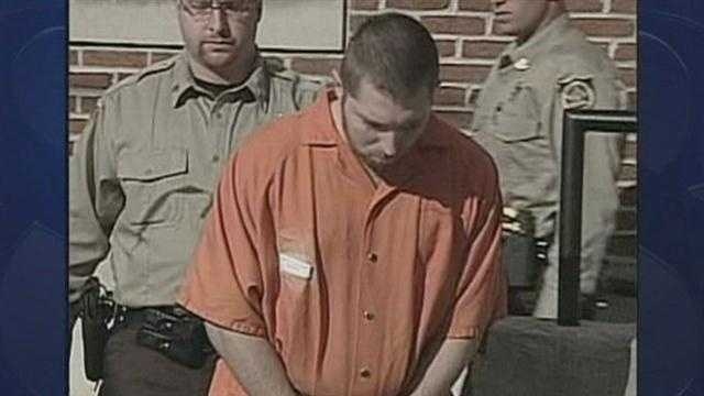 Christopher Johnson was sentenced to death on Thursday.